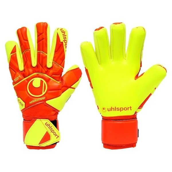LUVA UHLSPORT DYNAMIC IMPULSE - ABSOLUTGRIP HN