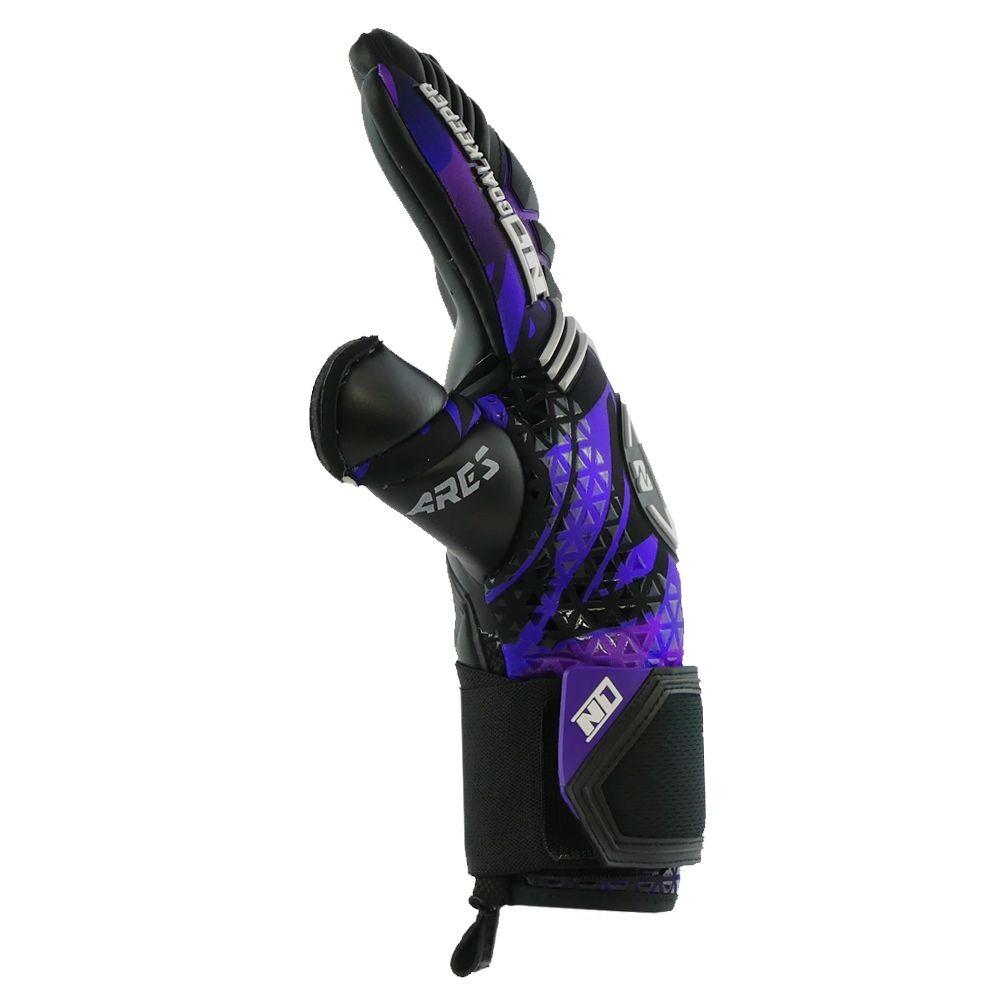Luvas de Goleiro N1 Soccer Ares Purple UGT+