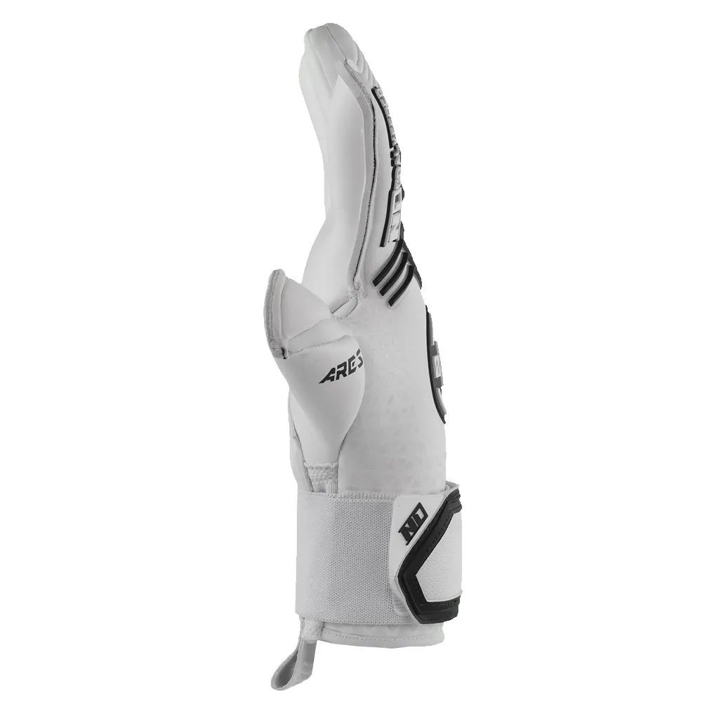 Luvas de Goleiro N1 Soccer Ares White UGT+