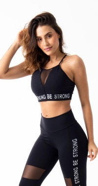 Top Fitness Be Strong