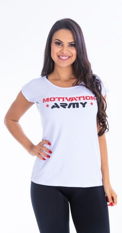 Blusa Love Motivation