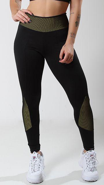 Calça Fitness Web Dry