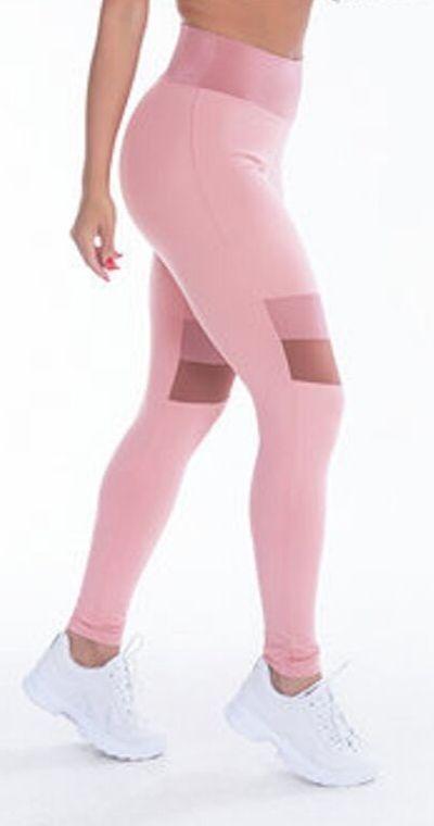 Calça Legging Bruna Rosê