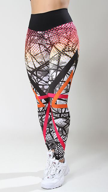Calça Legging Change Sublimada