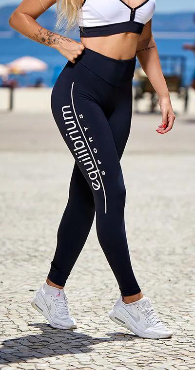 Calça legging Equilibrium
