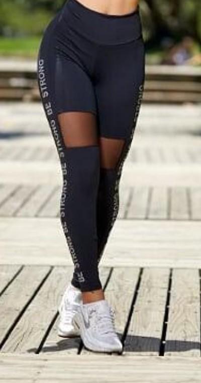 Calça Legging Poliamida Be Strong