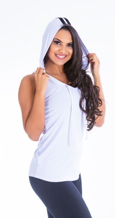 Camiseta Capuz Click