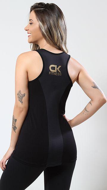 Camiseta Ck Fitness Tela