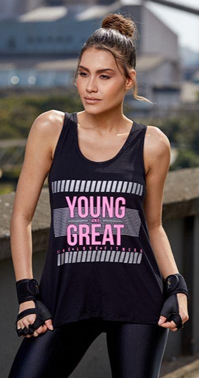 Camiseta Young
