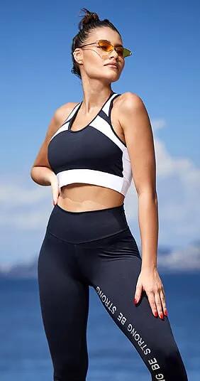 Top Fitness Poliamida Meira