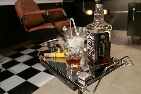Bandeja Whiskey Collection em Vidro Reflecta cor Wisky 8mm temperado 40cmx26cm