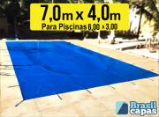 CAPA DE PROTEÇÃO BC PREMIUM 7,00 x 4,00 MTS ( 500 MICRAS )