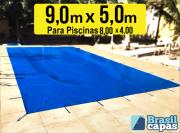 CAPA DE PROTEÇÃO PREMIUM 9,00 x 5,00 MTS ( 500 MICRAS )