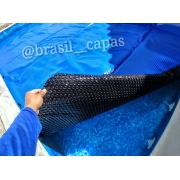 CAPA TÉRMICA 330 MICRAS BLACK AND BLUE 6,20 X 4,15 // 1,96 X 1,95 CROQUI