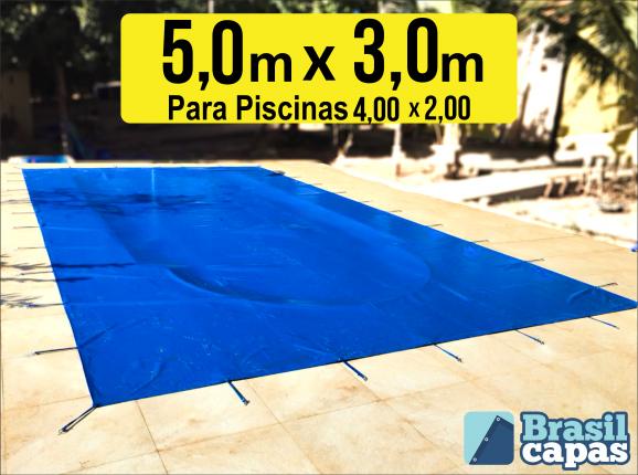 CAPA DE PROTEÇÃO BC PREMIUM 5,00 x 3,00 MTS ( 500 MICRAS )