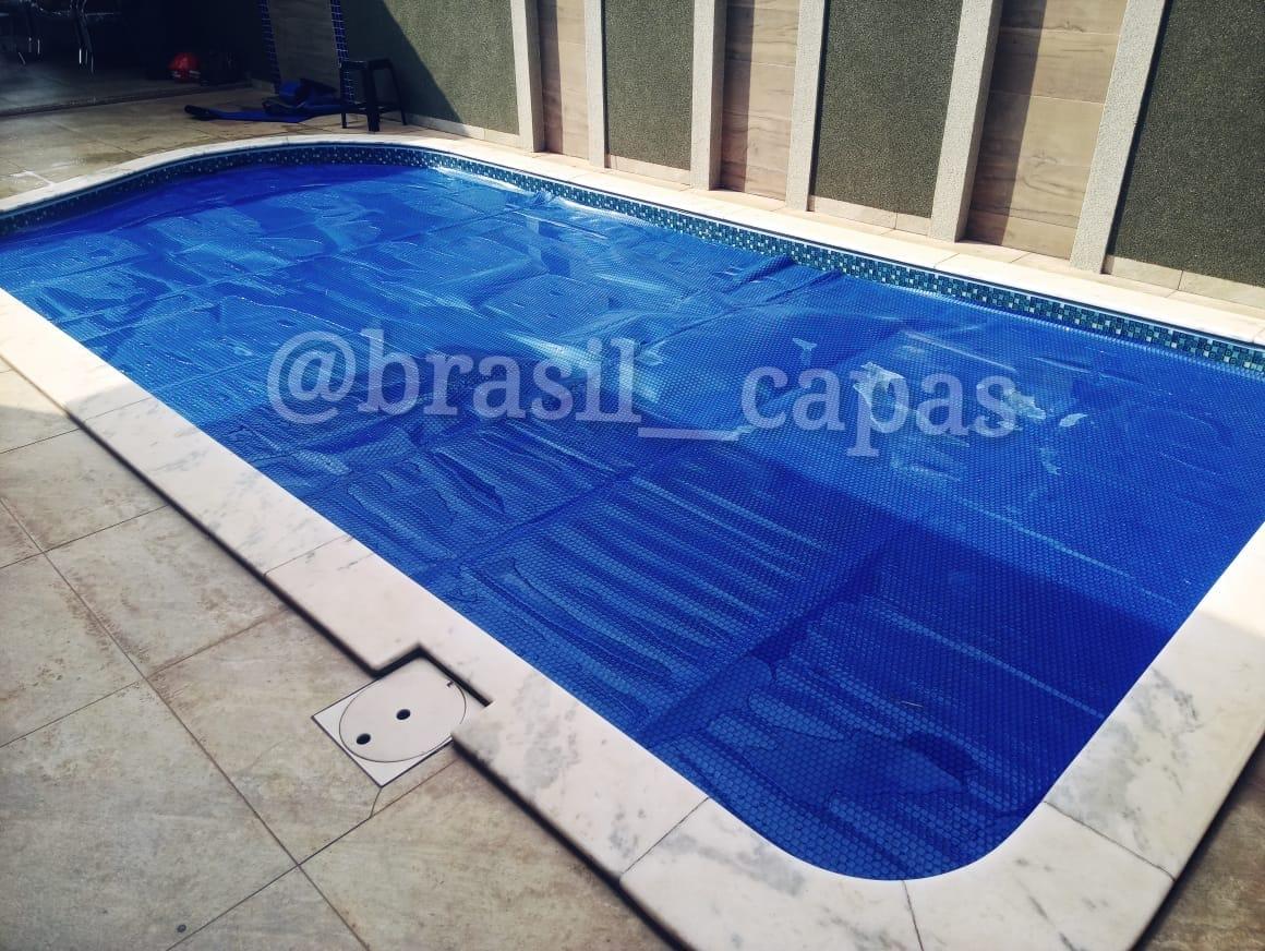 CAPA TÉRMICA 330 MICRAS BLACK AND BLUE 12,05 X 3,00 // 5,00 X 3,50 CROQUI