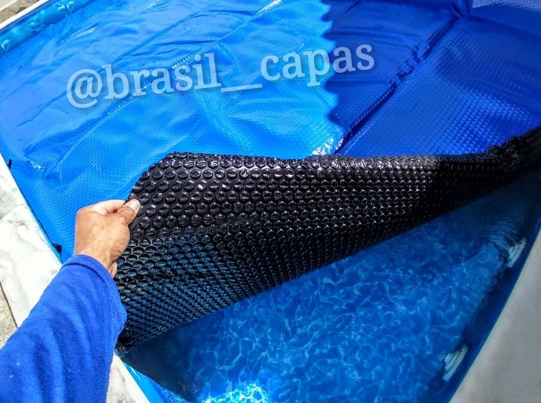 CAPA TÉRMICA 330 MICRAS BLACK AND BLUE 6,20 X 4,15 // 1,96 X 1,95 CROQUI