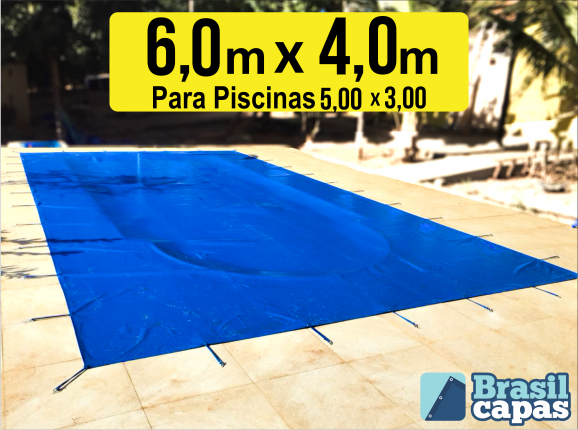 CAPA DE PROTEÇÃO BC PREMIUM 6,00 x 4,00 MTS ( 500 MICRAS )