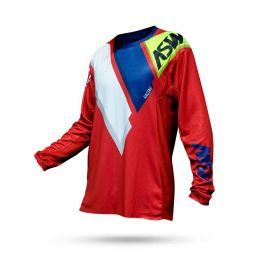 Camisa ASW Podium Quatto 18 - Vermelha