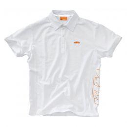 Camiseta Polo KTM Branca - Powerwear
