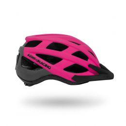 Capacete Bike ASW FUN 18 - Rosa