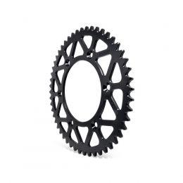 Coroa Aço 1045 CRF230/ CRFX-R/  XR400 Biker Preta