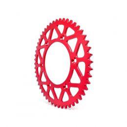 Coroa de Aço Honda CRF 230/CRFX-R/XR400 Vermelha - Biker
