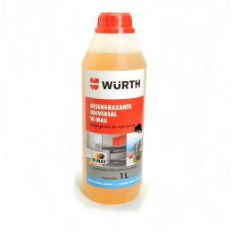 Desengraxante Universal W-Max 1 Litro - Wurth