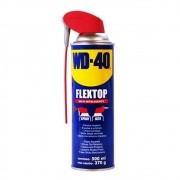 Desengripante e Lubrificante WD-40 FLEXTOP 500ml