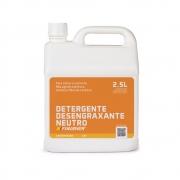Detergente Desengraxante Neutro Finisher 2,5 Litros