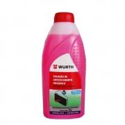 Fluido Radiador Solução Arrefecedora 50% Rosada Wurth - 1 Litro