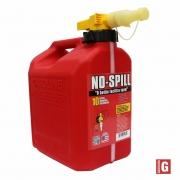 Galão de Abastecimento Combustível No-Spill 10 Litros