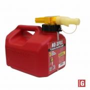 Galão de Abastecimento Combustível No-Spill 5 Litros