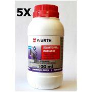 Kit 05 Selante Radiador Biodegradável  Wurth - 100ml