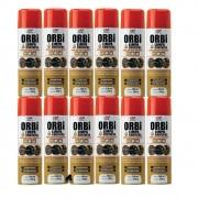 Kit 12 Limpa Contatos Orbi Spray - 300ml