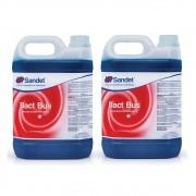 Kit 2 Bact Bus Bactericida e Desodorizante Sandet - 5 Litros
