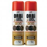 Kit 2 Limpa Contatos Orbi Spray - 300ml