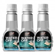 Kit 3 Water Off Cristalizador Repelente de Água Orbi - 100ml
