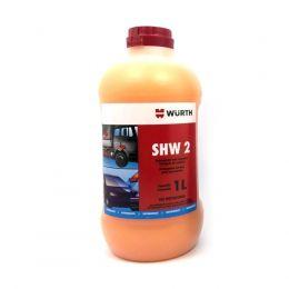 Shampoo Automotivo Com Cera SHW2 Wurth - 1L