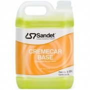 Shampoo Automotivo Creme Car Base Sandet 5 Litros