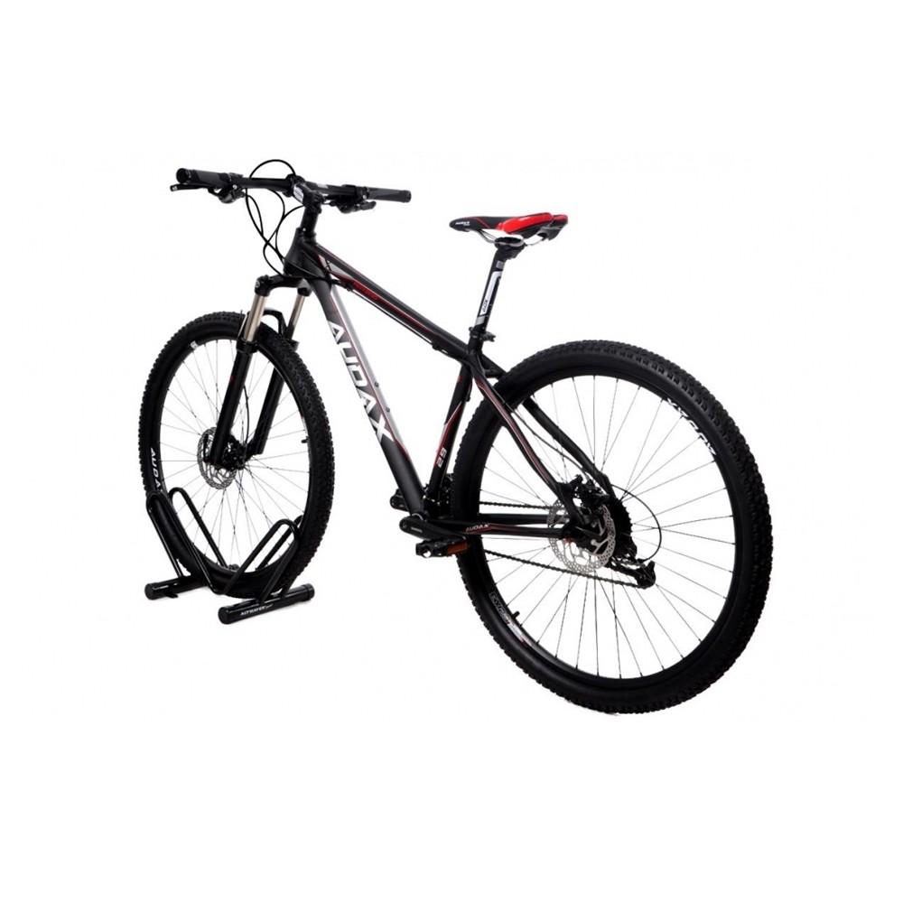 Bicicletário de Chão Individual Preto  Altmayer