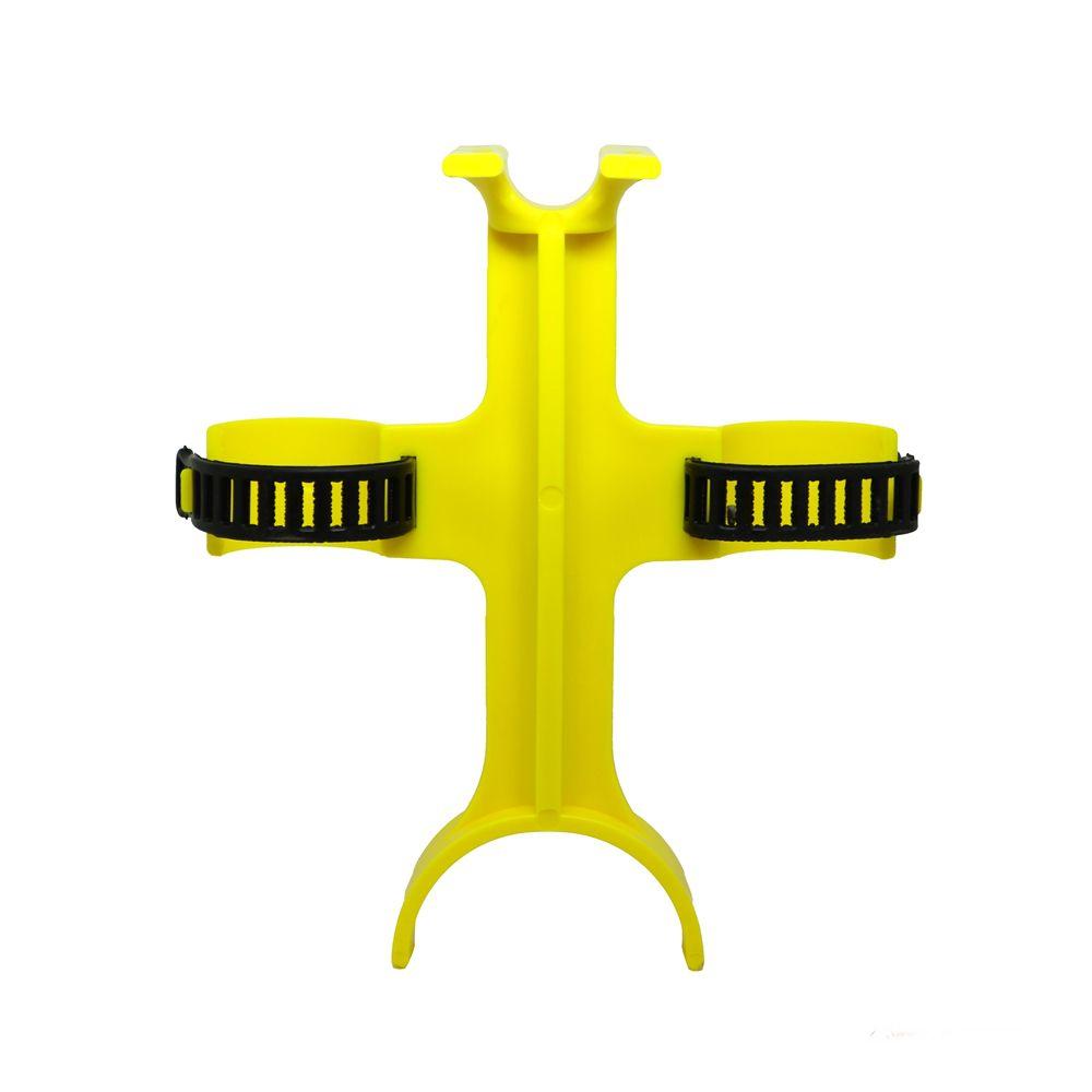Bloqueador de Suspensão Avtec Motos Nacionais - Amarelo