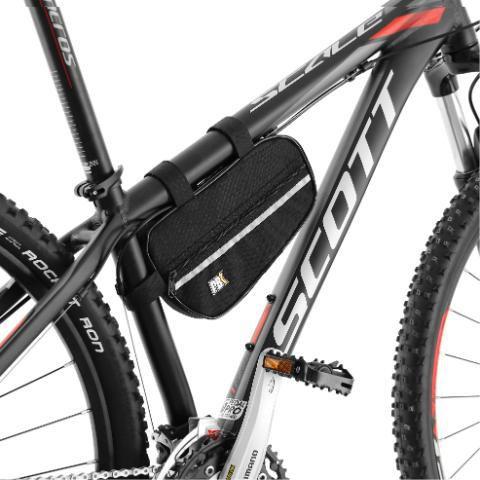 Bolsa de Quadro Aero Preta - Pro Bike