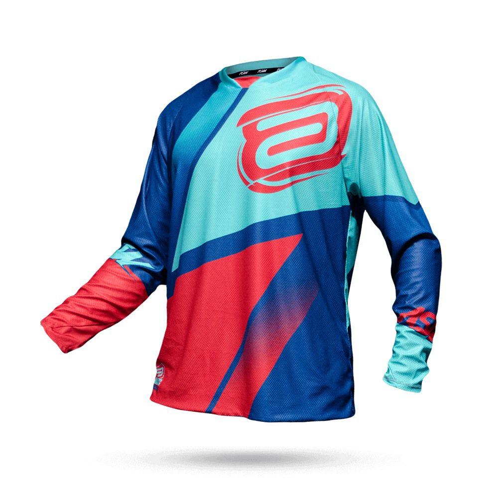 Camisa ASW Image Discover 18 - Aqua