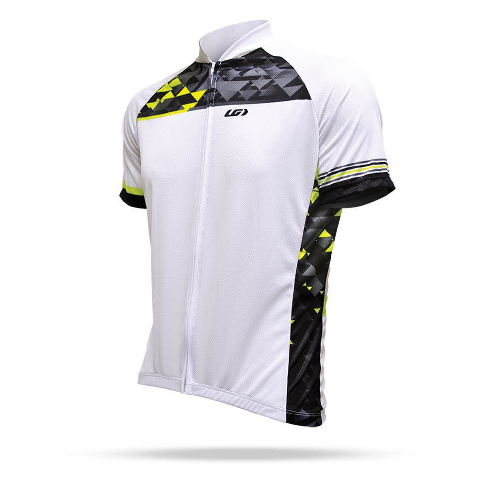 Camisa Ciclismo Louis Garneau LG Limited 17 Masculina Branca