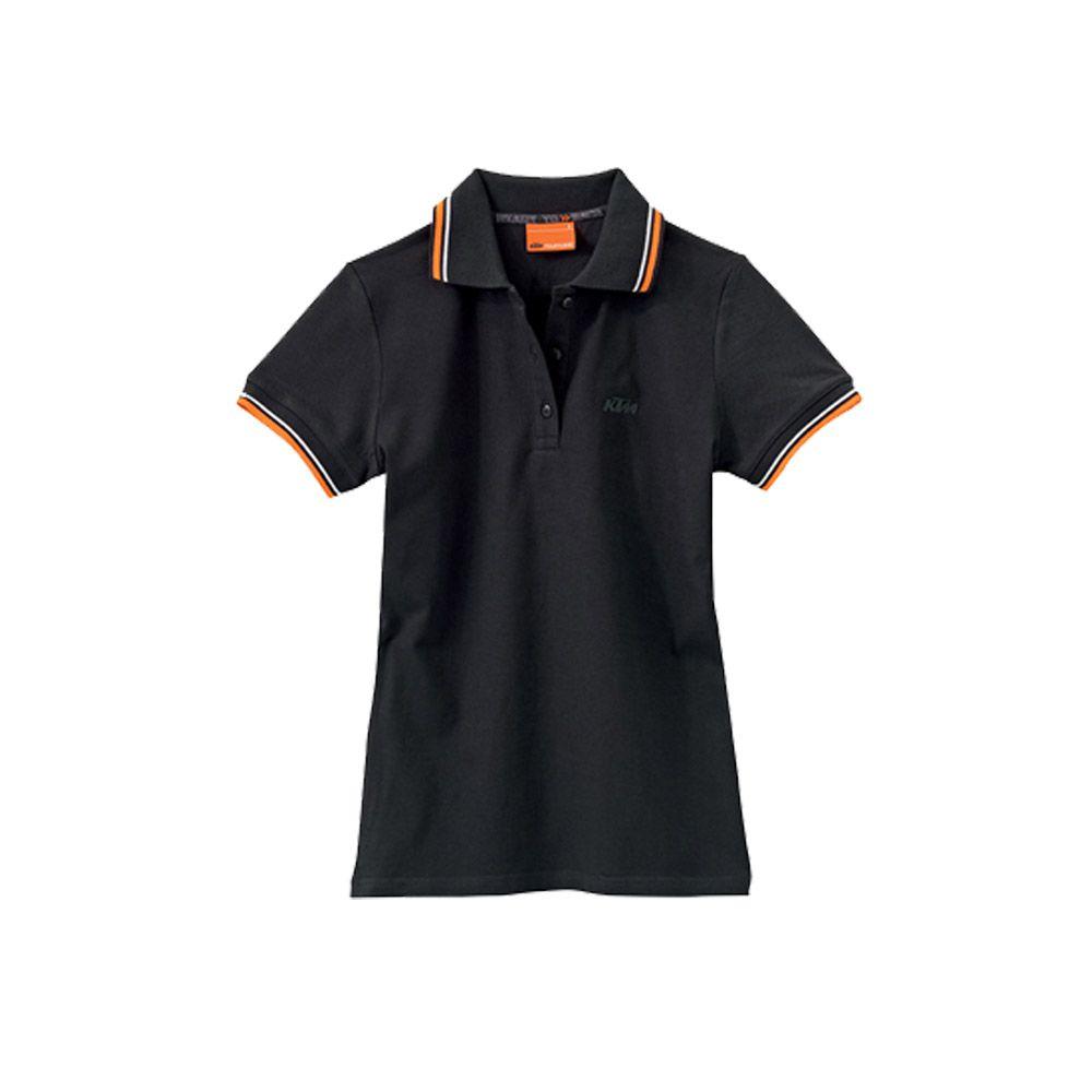 Camiseta KTM Feminina Preta - Powerwear