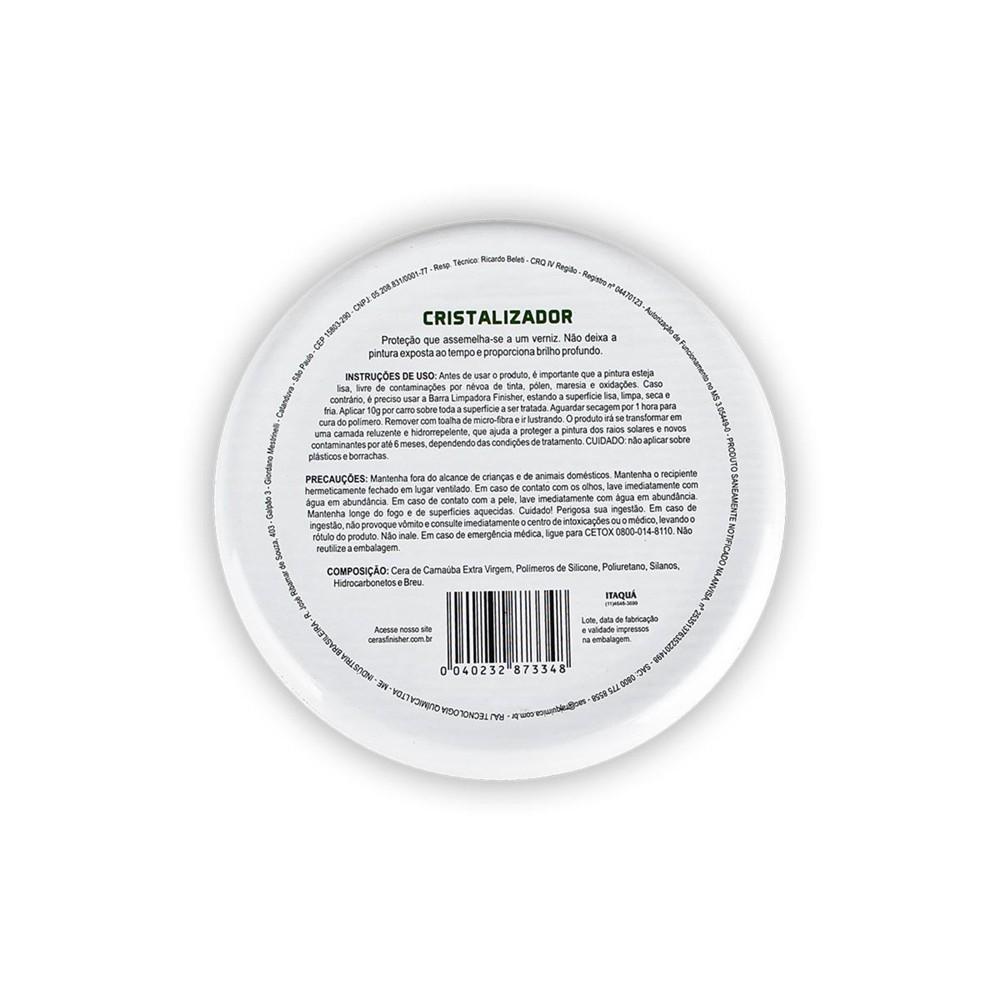 Cera Cristalizadora Paste Wax Finisher 150g