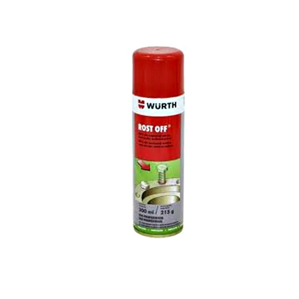 Desengripante e Lubrificante Rost Off Wurth - 300 ML