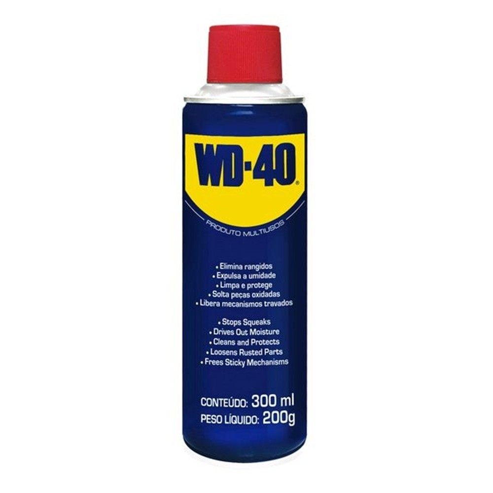 Desengripante e Lubrificante WD-40 300ML