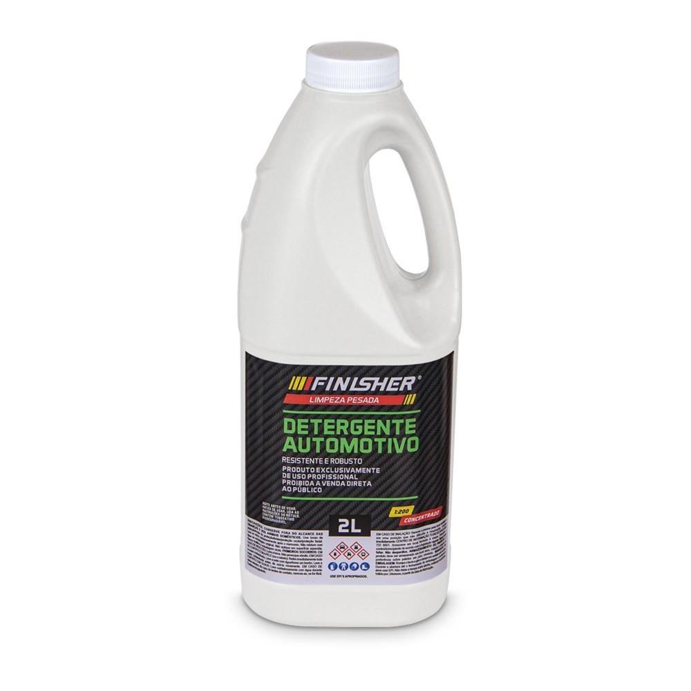 Detergente Automotivo Finisher 2 Litros